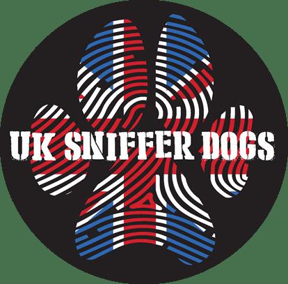 UK Sniffer Dogs logo